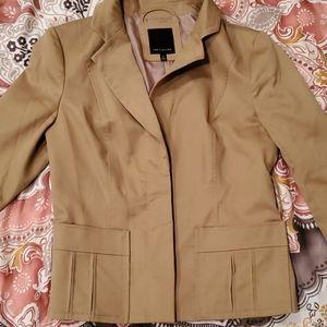 The limited tan blazer